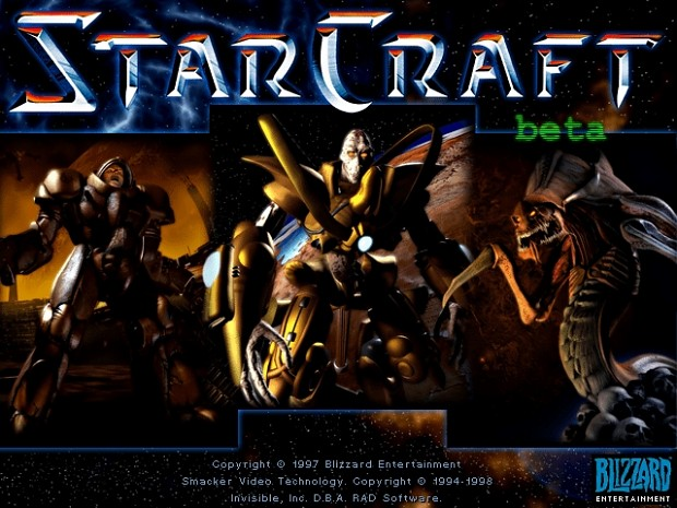 Starcraft: Beta Reconstruction GPTP Source Code