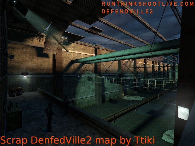 RTSL DefendVille2 scrap maps