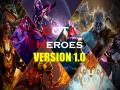 DotA Heroes v1.0 - INESTABLE