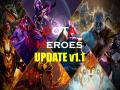 DotA Heroes v1.1 - UPDATE