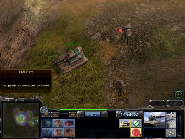 Contra 009 : Laser General Fix