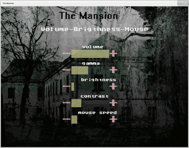 TheMansion v1.83 patch