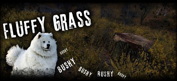 Fluffy Grass addon v2 (beta)