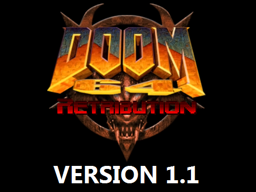 Doom 64: Retribution (Version 1.1)