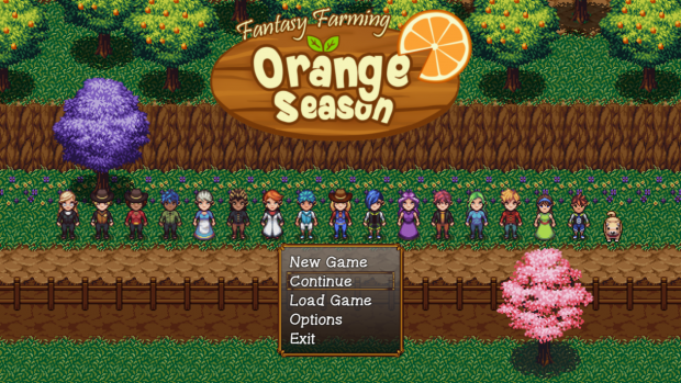 Orange Season Demo 0.3.1