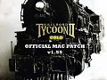 Railroad Tycoon 2: Gold Mac v1.55 Patch