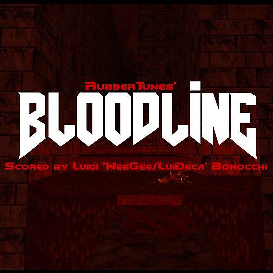 Bloodline Megawad 27 MAPS (version 33b)