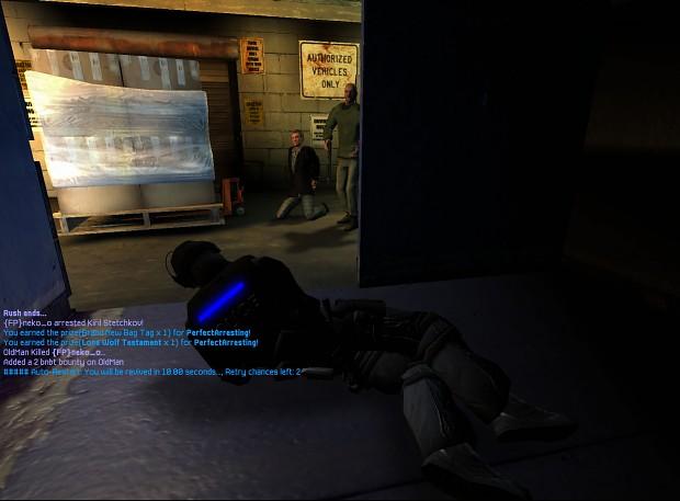 SWAT4 Snitch Mod Pack v166r09