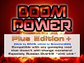 Boom Power Plus Edition