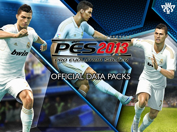 Pro Evolution Soccer 2013 Data Packs 4.00 &- 6.00