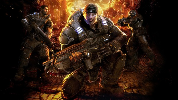 (Gears of War sound pack) for Proyect Brutality