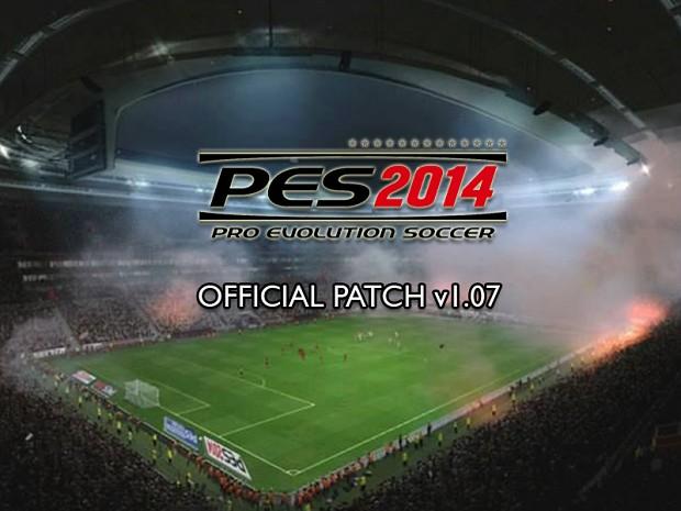 Pro Evolution Soccer 2014 v1.07 Patch (Digital)