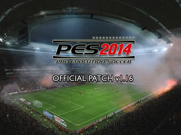 Pro Evolution Soccer 2014 v1.16 Patch (Retail)