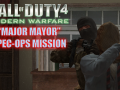 Major Mayor Special Ops Mission