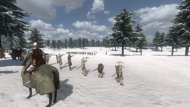 Improved Battle Scenes
