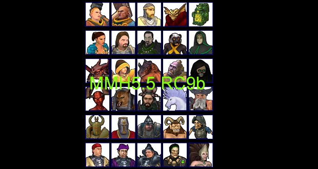 NCF addon for Might and Magic Heroes 5.5 RC9b