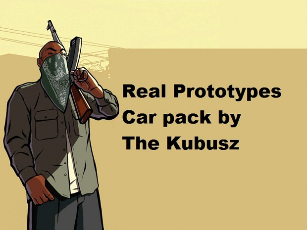 Real Prototypes Car Pack 2.0V