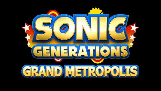 Sonic Generations &- Grand Metropolis (Version 1)