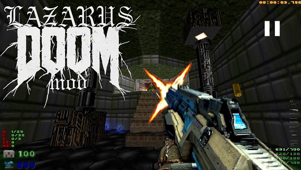 Lazarus Mod Version1 RELEASED! OUT NOW!