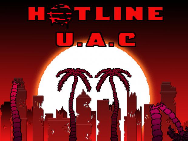 Hotline U.A.C gameplay mod BETA 18