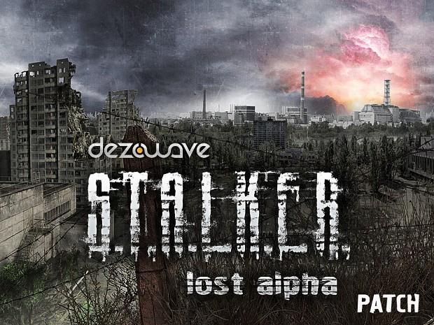 Lost Alpha Developer's Cut v1.4002 Big Patch