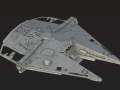 Intersector Gunship
