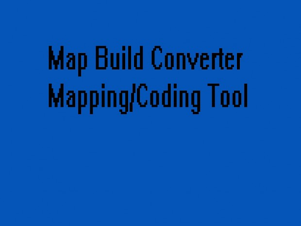 Missing OCX Files for map build converter