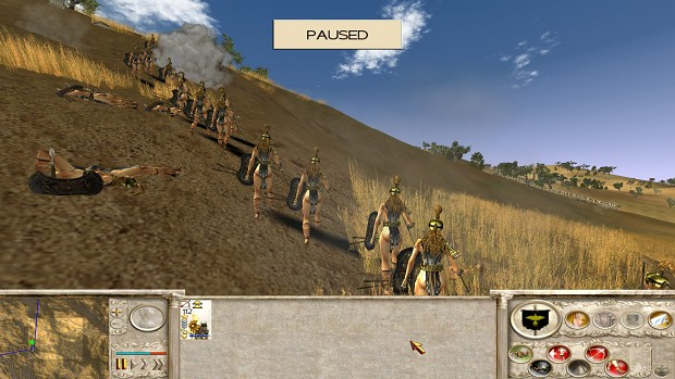 16+ Beta, Amazons:Total War - Refulgent 8.3E