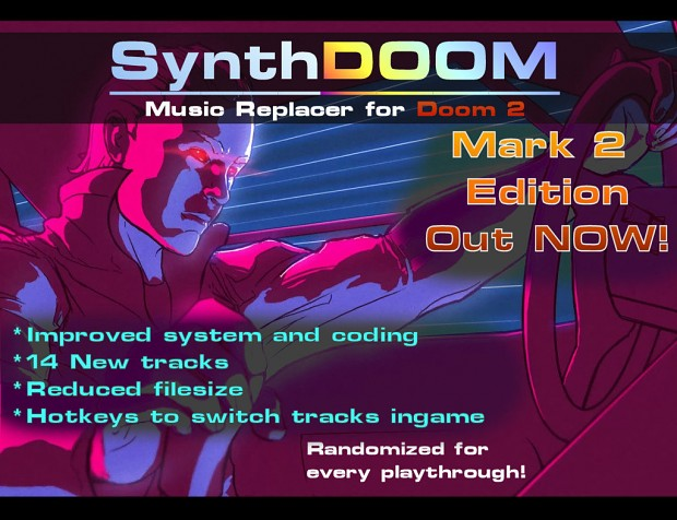 SynthDoom Mk2 - Music Randomizer for Doom 2