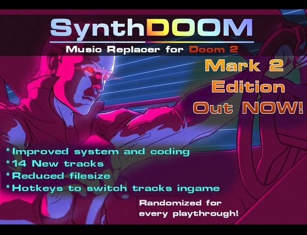 SynthDoom Mk2 - Music Randomizer for Doom 2