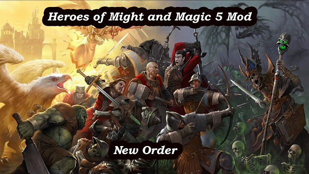 Heroes 5  New Order (v2.4)