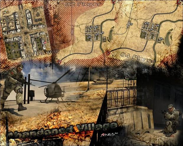 abandoned village v2 0