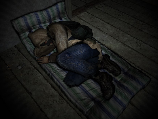 Sleep a lot Mod -  LA 1.4007