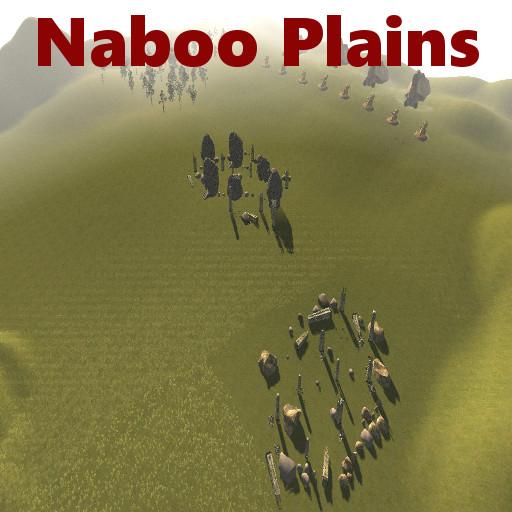 Star Wars Naboo Plains