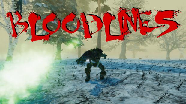 Bloodlines Launcher