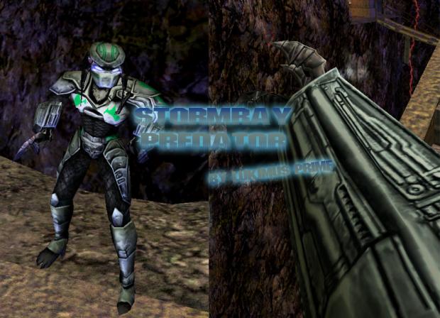 StormRay Predator