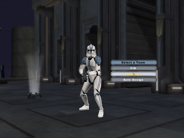 BF3 clones and droids side