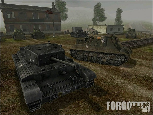 Forgotten Hope Hamburger Hill Map Pack