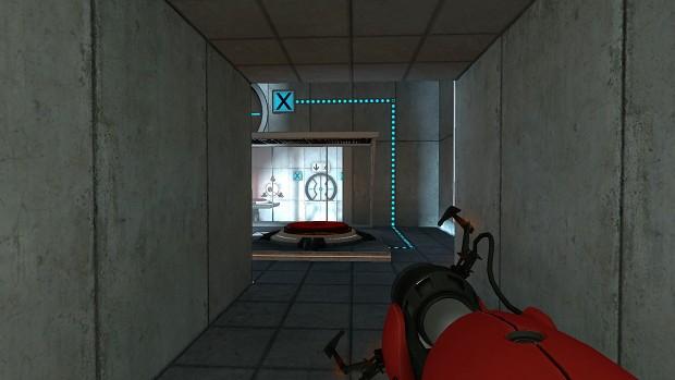 Portal Gun Colour