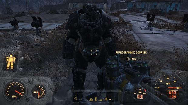 Railroad Courser Grenades