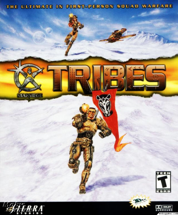 Starsiege: Tribes Soundtrack