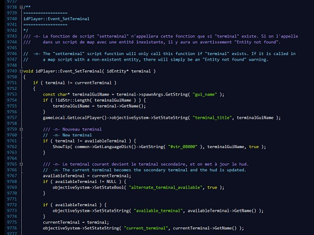 Atlanten Source Code