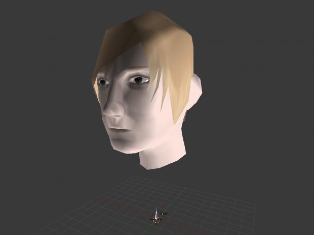 Blender 3D Files