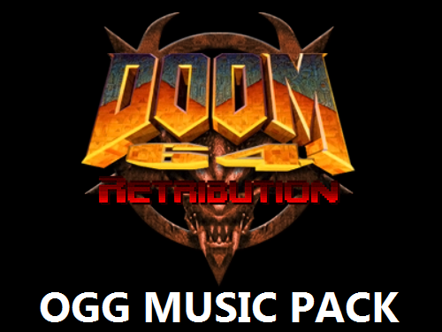 Doom 64: Retribution - OGG Music Pack (v1.3+)