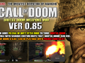 CALL OF DOOM V0.85 : COD Style 70 Weapons for DOOM