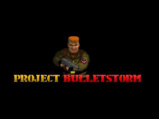 Brutal Wolfenstein Project BulletStorm V0