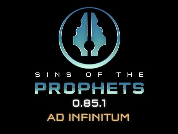 Sins of the Prophets Alpha v0.85.1 for SoaSE v1.9