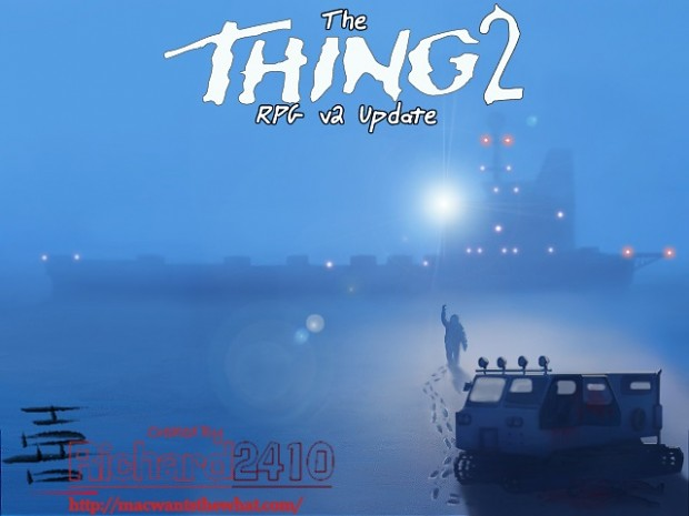 The Thing 2 RPG [v2.5.3]