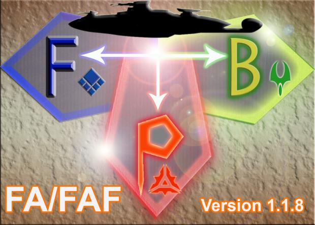 Future Battlefield Pack FA/FAF Version 1.1.8
