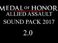Medal of Honor: Allied Assault Sound Pack  (v.2)